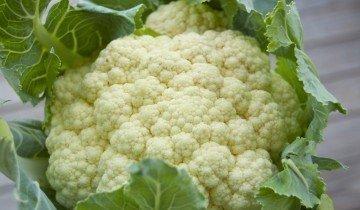 Вред цветной капусты