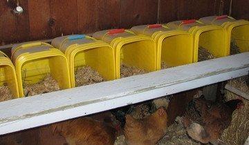 Фото гнезд из пластиковых ведер, parsonsprairiefarm.files.wordpress.com