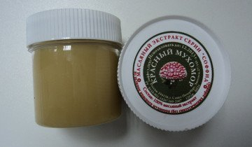 Масляный экстракт из красного мухомора, zdrav-lavka.ru