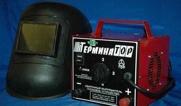 Фотография сварочного выпрямителя, svarka.net