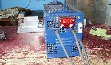 Самый простой сварочный инвертор, elektroda.pl