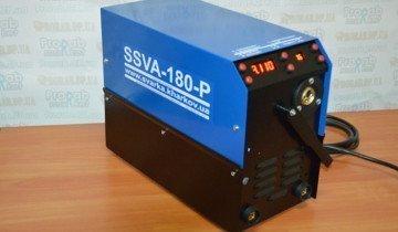 Изображение сварочного инвертора мощностью 180А, prorab.dp.ua