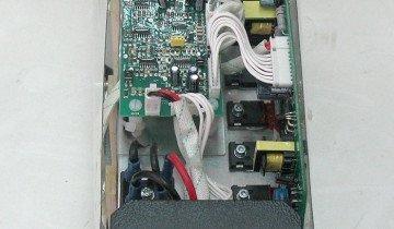 Фото сварочного инвертора изнутри