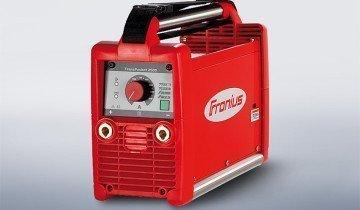 Изображение промышленного сварочного инвертора, fronius.com.tr