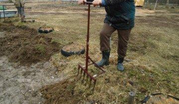Чертеж чудо-лопаты и подробная инструкция по ее изготовлению