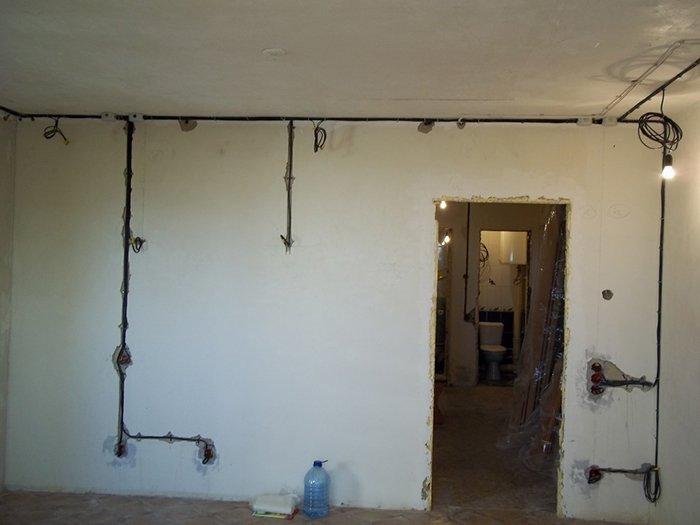 Электрика в квартире своими руками с нуля