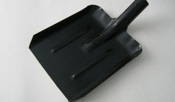 Изображение совковой лопаты, webs.md