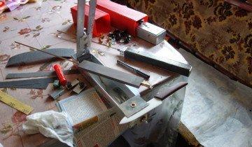 Изображение вспомогательных инструментов для заточки, blogspot.com