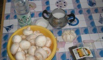 Фотография ингредиентов для маринада, nnm.ru