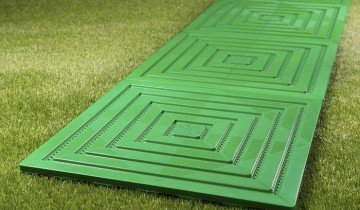 Фото пластиковой плитки для садовых дорожек, unidoski.ru