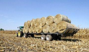 Фотография рулонов соломы, fliegl-agrartechnik.de
