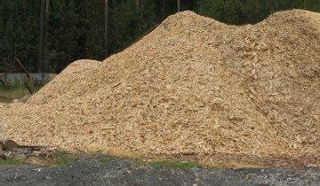 Изображение опилок для утепления, ukrbio.com