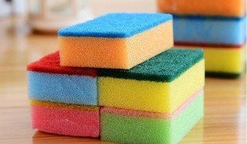 Изображение кухонных губок для мытья, opt-in-china.ru