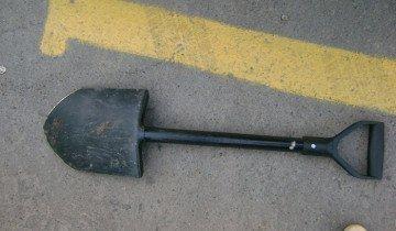Лопата собранная своими руками, reibert.info