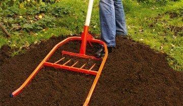 Современная лопата для огорода, home4us.ru
