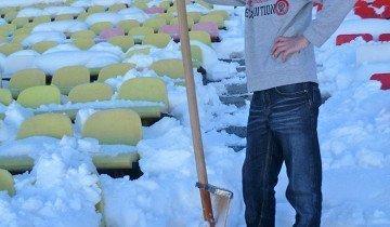 Снегоуборочная лопата, blog.iriston.ru