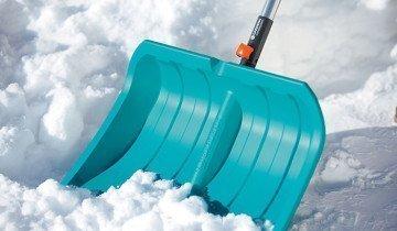 Фотография, снегоуборочной лопаты, gartentechnik-bremen.de