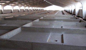 Фотография бетонного птичника, fermer.ru