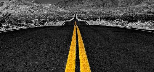 Фото дороги, hq-wallpapers.ru