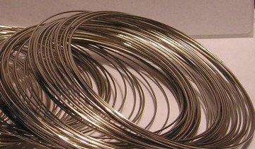 На фотографии стальная проволока, globalmarket.com.ua