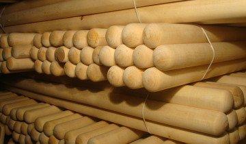 Изображение готовых черенков для вил, wood-bsg.ru