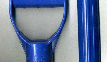 Фотография пластиковой ручки для лопаты, all.biz