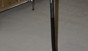 Изображение лопаты с металлической ручкой, all.biz
