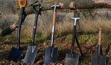 Фото разных видов штыковых лопат, md-arena.com
