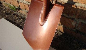 Изображение трапециевидной штыковой лопаты, etov.com.ua