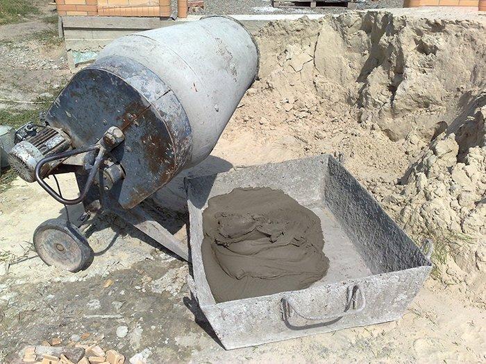 Правильный бетон своими руками 356