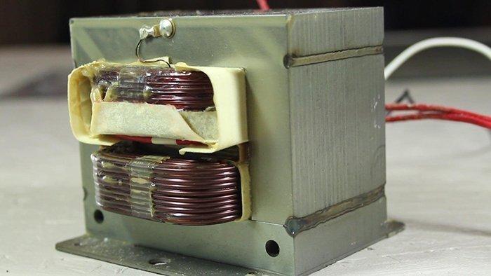 Сетевой трансформатор своими руками