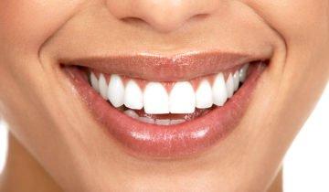 На фото здоровые зубы, parventa.lv