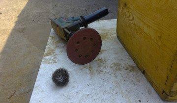 Насадка на дрель для шлифования дерева, photobucket.com