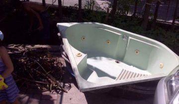Фотография старой ванной, tnn-garden.ru