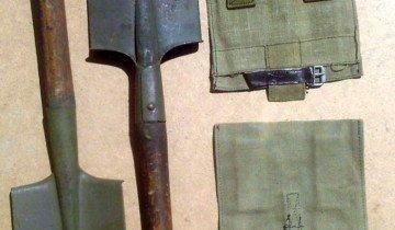 Фото саперной лопаты с пятью углами, all.biz