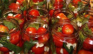 Консервирование помидоров, blogspot.com