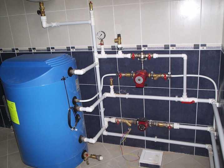 Давление воды в трубопроводе