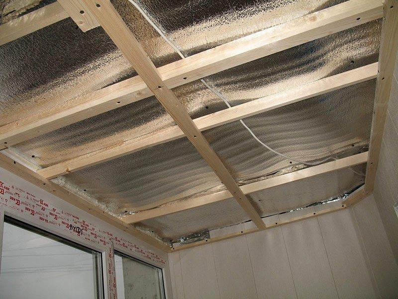 Утепление потолка в частном доме по рекомендациям специалист.
