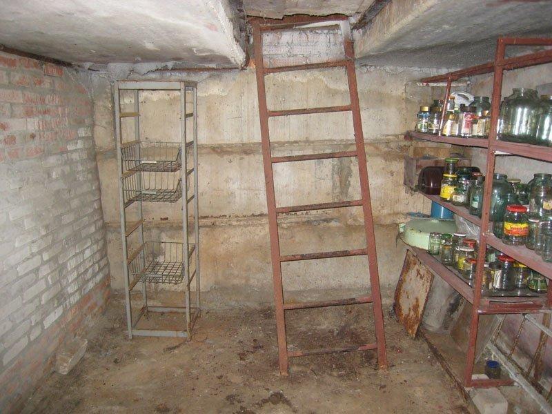 Подвал в существующем гараже своими руками