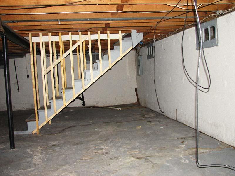 Как сделать подвал частного дома