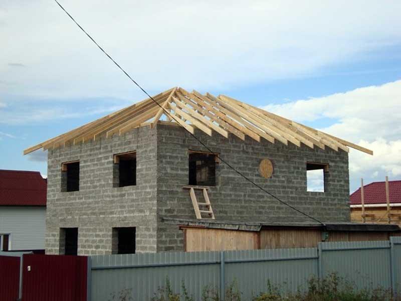 Стропила для крыши своими руками фото 90