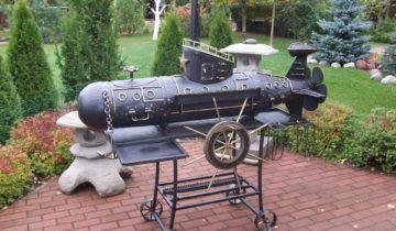 Мангал — подводная лодка