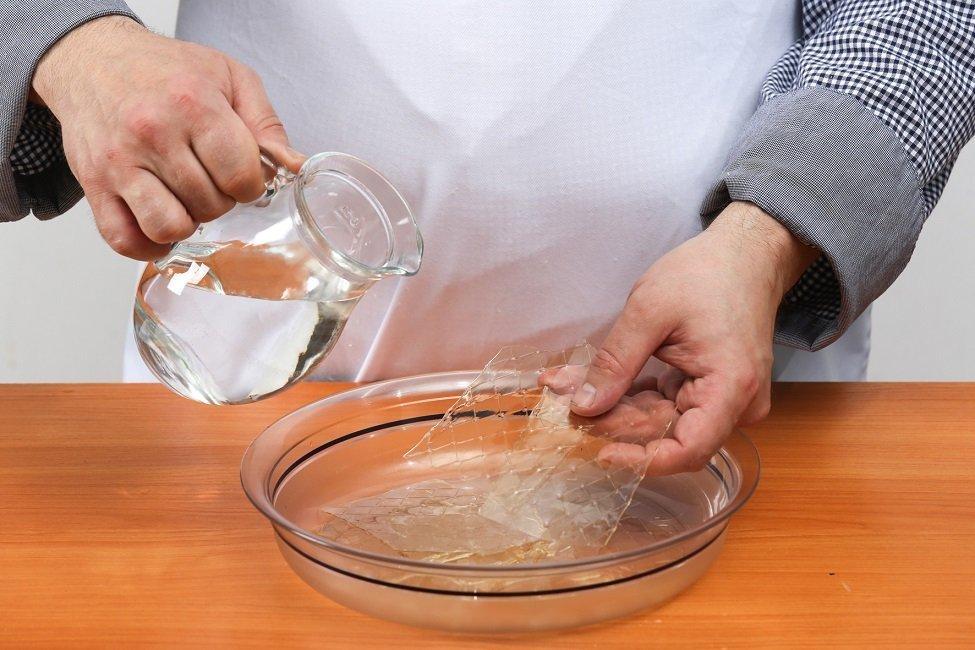 Как правильно сделать желатин
