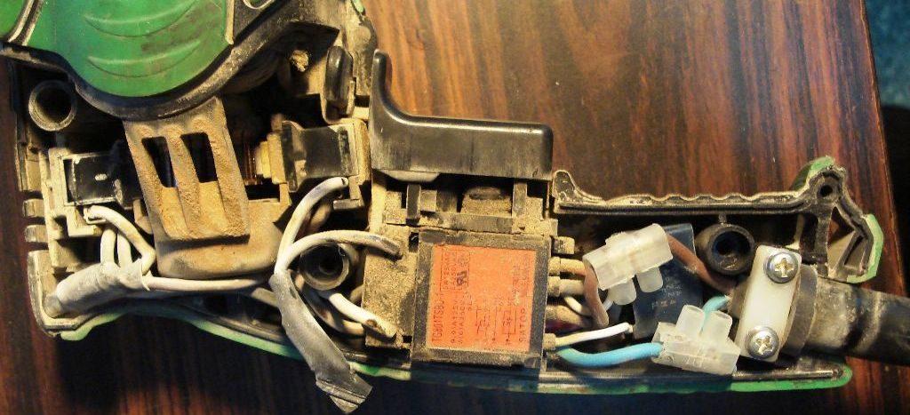 Провода перфоратора