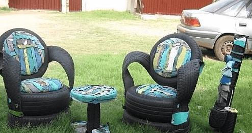 Готовые кресла