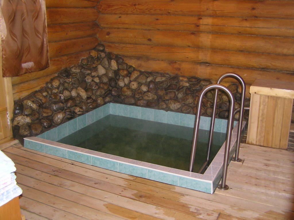 Вода в бане своими руками фото 835
