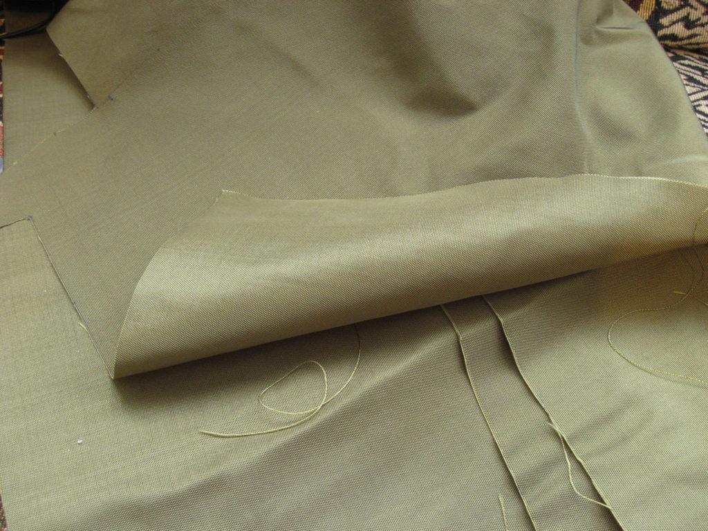 Палаточная ткань Тефлон с хлопком