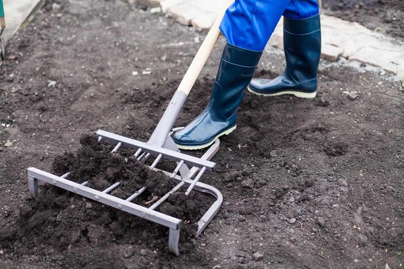 Электролопата для копки земли - варианты и производительность