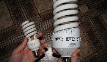 Изображение специальной лампы для досветки растений, legom.info