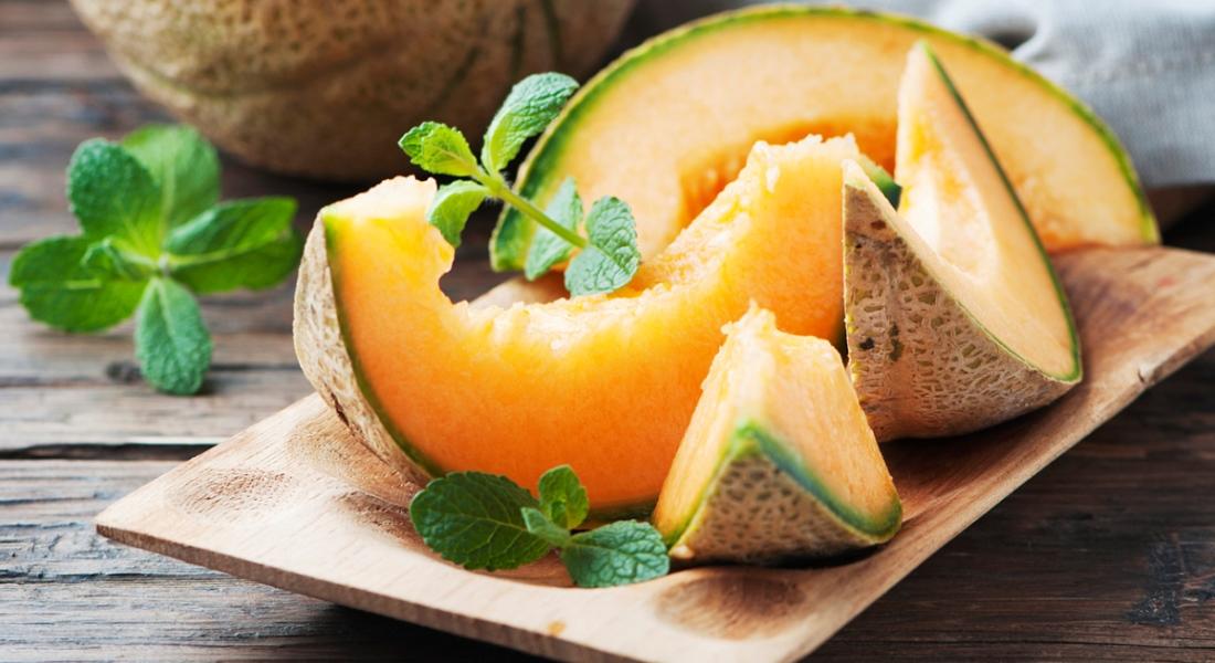 Дыня – калорийность и полезные свойства сочной ягоды
